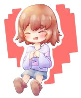 Frisk by GREATLORDHELIX