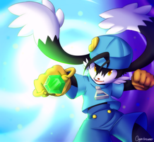 Klonoa [Edited] by cyandreamer