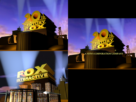 Fox Interactive Remakes V7 (2017 Remastered) by SuperBaster2015