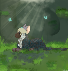 The Last Guardian by Tricru