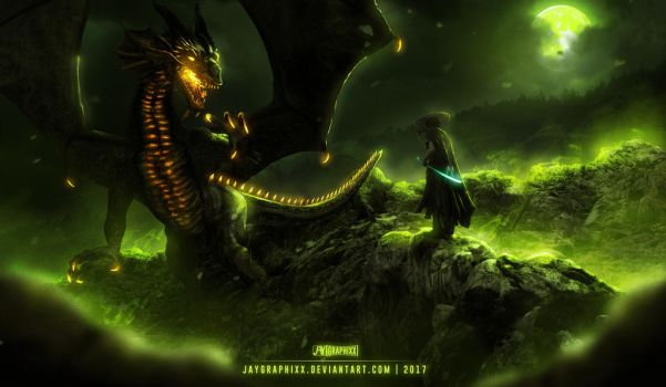A Rite Of Passage by JayGraphixx