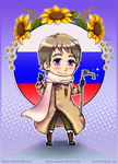 [APH] Become one with Russia by Margo-sama