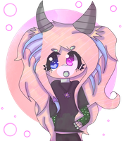 :|-Dragon OC (LymoDylth)-|: by Glitter-Starr