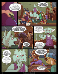 The Selection - Ch2 page 40 by AlfaFilly