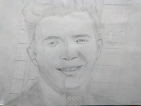 Rick Astley by DragonJarod