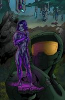 Halo - Only Hope for Me - Clr by TheEndofOurLives