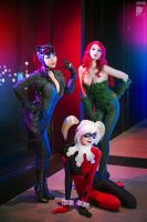 Bad Girls of Gotham by Rei-Doll