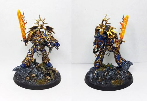 Guilliman by TheWayOfTempest