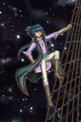 Aigami, The Dimensional Pirate by ARCatSK