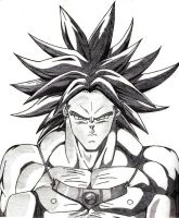 Broly by l--unbound--l