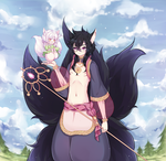 [CE] Reminel and Naitei by Nezhiel