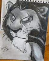Scar- I Will Be King by CodyKit