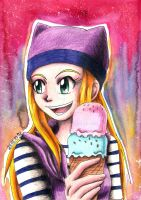 Time for Ice Cream :) by Koza-Kun