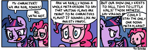 Fourth Eyewall [post-episode strip] by FouDubulbe