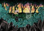 James R. Eads vs One Piece by Creative-Caro