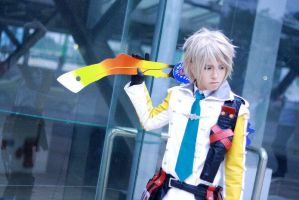 Final Fantasy XIII-2 : Hope Estheim :: 01 by soulCerulean