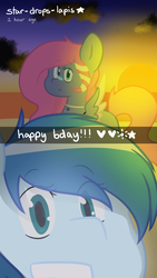 happy bday ems! by doodledlott