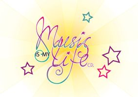 Music is my Life by lille-cp