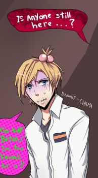Corpse Party pewdiepie by Danny-chama