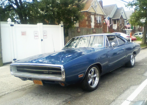 '70 charger by TreborNehoc