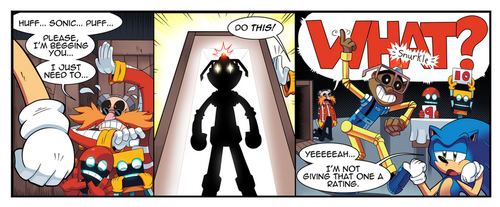 Off-Panel #3 - Eggman's Secret Weapon by FritzyArtCorner