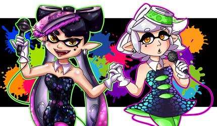 Stay Fresh~! *Collab* by Jam-Graphics