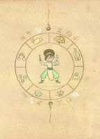 Astrolabe Toph by johannamation