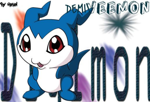 Digimon - DebiVeemon by HaStyle-Music
