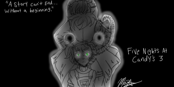 FNAC3 '' A STORY CAN'T END... WITHOUT A BEGINNING by Mazsliver