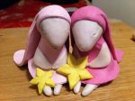 Chobits Sisters by Demon-Neko-of-Hell