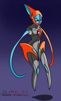 AT: Deoxys