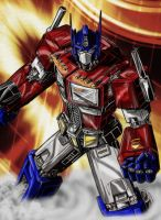 Optimus Prime 1.0 by 1314