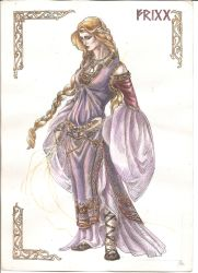 Frigg by Righon