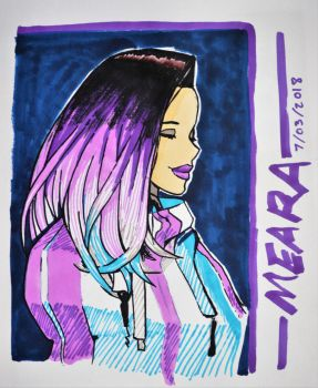 Sombra by MearaHirsch