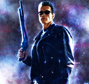 Terminator 2: Judgment Day by p1xer