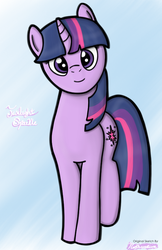 Twilight Sparkle Collaboration by MagicalHoney