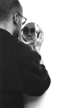 self portrait with mirror by redux
