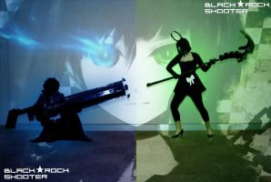 BRS: Kaito x Dead Master by RaikouCos