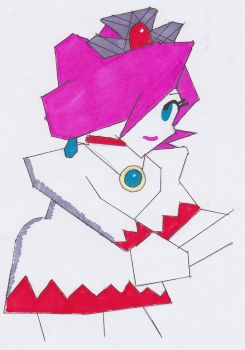 White Mage in Mario Tennis by RosalinasSoulmate