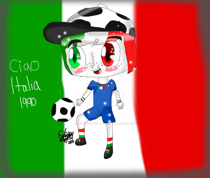 World cup mascots-Ciao by migetrina4ver2018