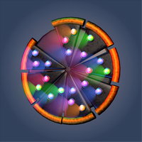 Disco Pizza Light - [FFPS - FNaF 6 Blender] by ChuizaProductions