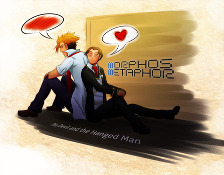 MM: Brothers by witch-girl-pilar