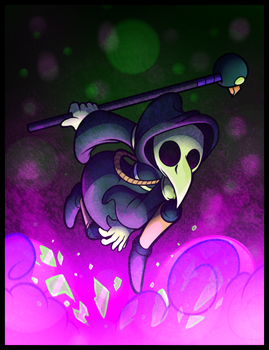 Plague Knight by Invader-777