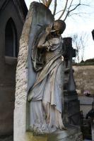Cimetiere du Montparnasse 04 by cailleachdhubh
