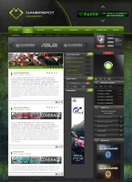 GamerSpot Template - FOR SALE by cm96