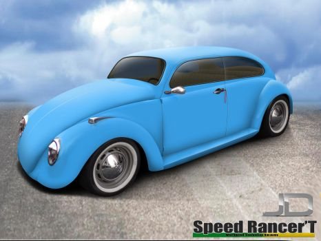 Fusca Reconstrucao TOTAL by EdsonJRDesign