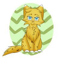 Leopardspot- Cameo-san (AT) by xCinderfrostx