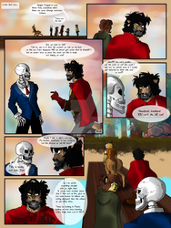 ToM. Part 2 - Put to the Test: P18 by MissFlowFlame