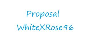 Proposal Animation (Click on the Link) by WhiteXRose96