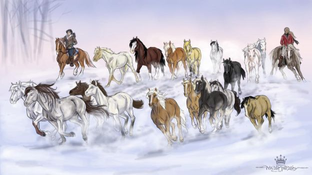driving the herd by abosz007